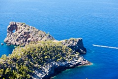 Foradada Point Majorca